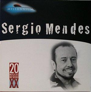 CD - Sérgio Mendes – Millennium - 20 Músicas do Século XX