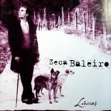 CD -  ZECA BALEIRO - LÍRICAS