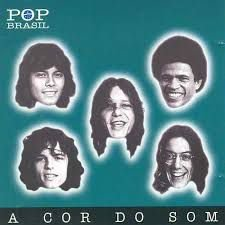 CD - A Cor do Som - Pop Brasil