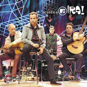 CD - Ira! - Acústico MTV