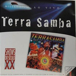 CD - Terra Samba (Coleção Millennium - Ao Vivo)