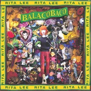 CD - Rita Lee ‎– Balacobaco