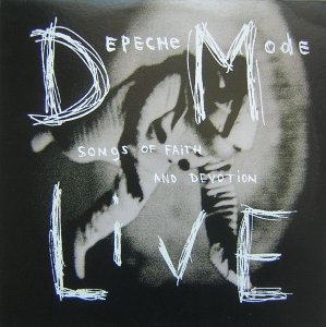 CD - Depeche Mode – Songs Of Faith And Devotion Live