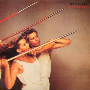 CD - Roxy Music ‎– Flesh + Blood - IMP