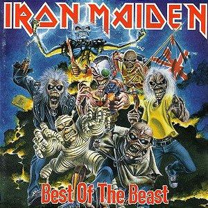 CD - Iron Maiden – Best Of The Beast