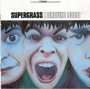 CD - Supergrass – I Should Coco - IMP