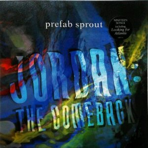 CD - Prefab Sprout ‎– Jordan: The Comeback