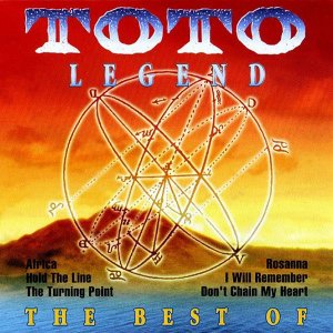 Toto ‎– Legend (The Best Of)