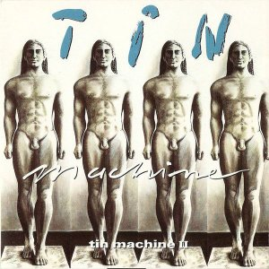 CD - Tin Machine ‎– Tin Machine II - imp