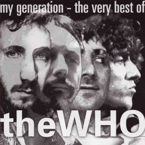 CD  - The Who – My Generation - The Very Best Of The Who