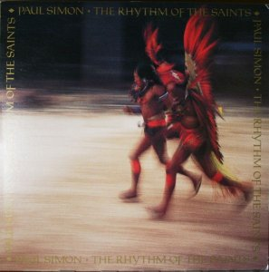 Paul Simon – The Rhythm Of The Saints