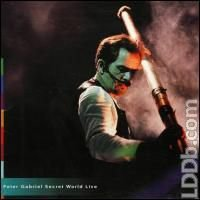 LD -   Peter Gabriel: Secret World Live (1994)