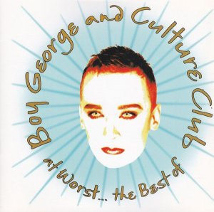 CD - Boy George And Culture Club – At Worst... The Best Of - IMP - US