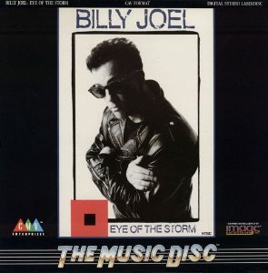 LD - Billy Joel ‎– Eye Of The Storm