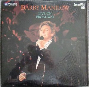 Barry Manilow – Live On Broadway