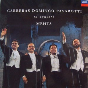 LD - Carreras - Domingo - Pavarotti - In Concert MEHTA