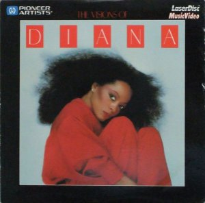 Diana Ross ‎– The Visions Of Diana