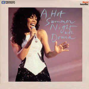 Donna Summer – A Hot Summer Night