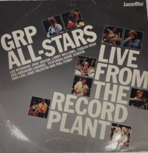 GRP All-Stars Live From the Record Plant