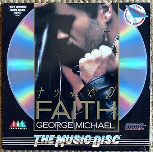 LD - George Michael ‎– Faith