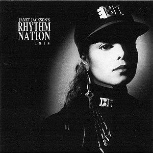 LD - Janet Jackson – Janet Jackson's Rhythm Nation 1814