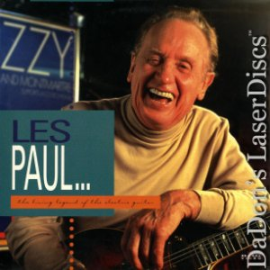 Les Paul ... The Living Legend Of The Electric Guitar
