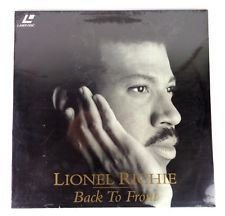 LD - Lionel Richie – Back To Front