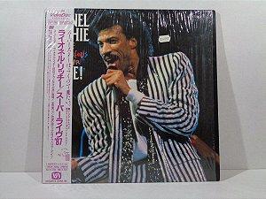 Lionel Richie – The Outrageous Tour Live!