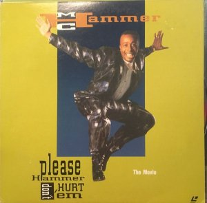 LD - MC Hammer - Please Hammer, Don't Hurt 'Em: The Movie