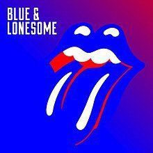 CD - Rolling Stones - Blue & Lonesome  (Digipack)