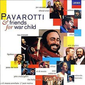 LD - Pavarotti & Friends – Pavarotti & Friends (For War Child)