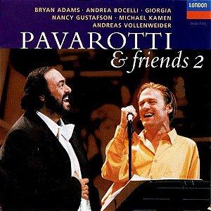 LD - Pavarotti – Pavarotti & Friends 2