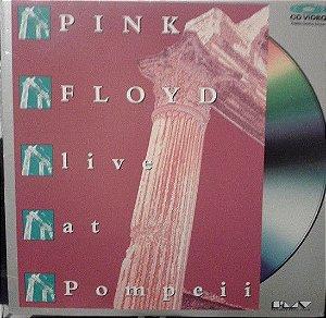 LD - Pink Floyd – Live At Pompeii IMP