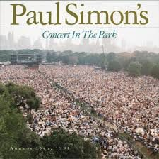 LD  - Paul Simon – Paul Simon's Concert In The Park