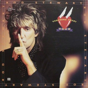Rod Stewart ‎– Vagabond Heart Tour