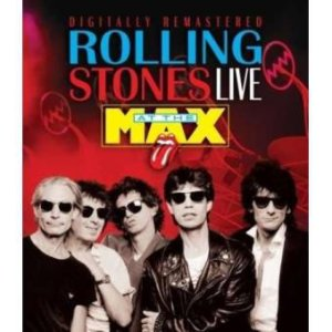 LD - Rolling Stones ‎– Live At The Max