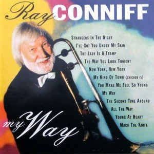 CD - Ray Conniff ‎– My Way