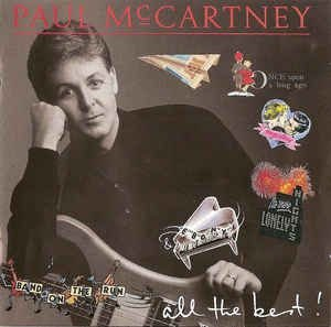 CD - Paul McCartney ‎– All The Best !