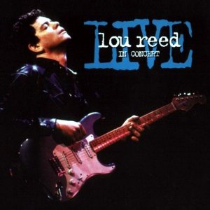 CD - Lou Reed ‎– Live, In Concert