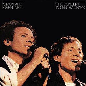 CD -  Simon & Garfunkel – The Concert In Central Park - CD DUPL0