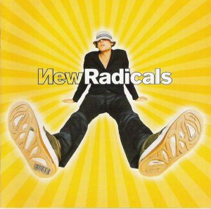 CD - New Radicals ‎– Maybe You've Been Brainwashed Too