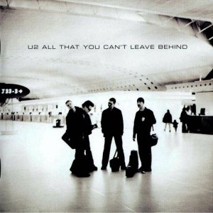 CD - U2 – All That You Can't Leave Behind
