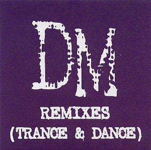CD - Depeche Mode – DM Remixes (Trance & Dance) - IMP
