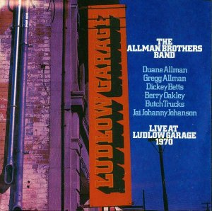 CD - The Allman Brothers Band ‎– Live At Ludlow Garage 1970 - CD DUPLO - IMP