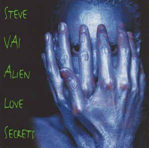 CD - Steve Vai – Alien Love Secrets - IMP
