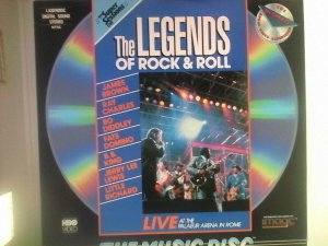 The Legends of Rock & Roll: Live At the Palaeur Arena in Rome
