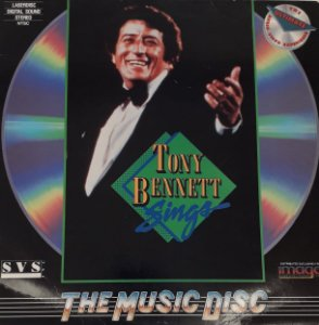 LD - Tony Bennett ‎– Sings