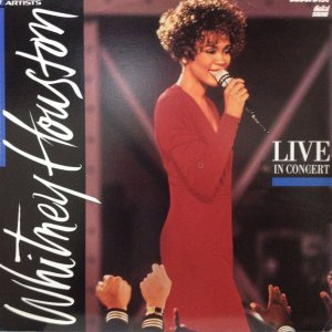 Whitney Houston – Live In Concert
