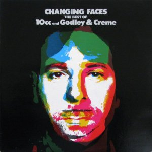 LD- 10cc And Godley & Creme -  Changing Faces -The Best Of 10cc And Godley & Creme