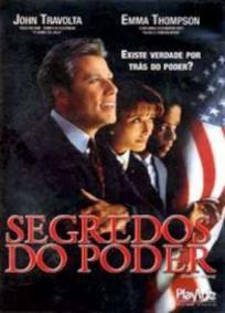 DVD - Segredos do Poder (Primary Colors)